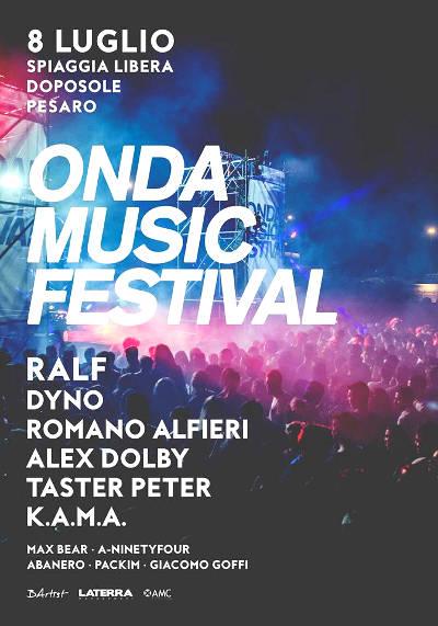 OndaMusicFestival - Notte Rosa Pesaro
