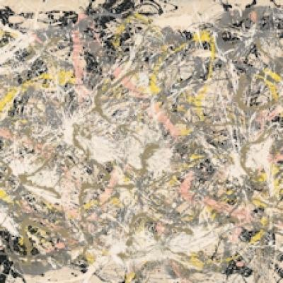 Number 27 - Pollock