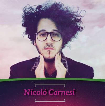 Nicolò Carnesi locandina Boville Ffestival