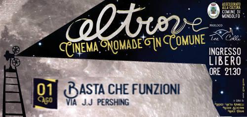 Basta che Funzioni - @Altrove Cinema Nomade