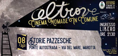 Storie Pazzesche - @Altrove Cinema Nomade