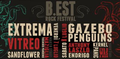 B.EST Rock Festival 2017