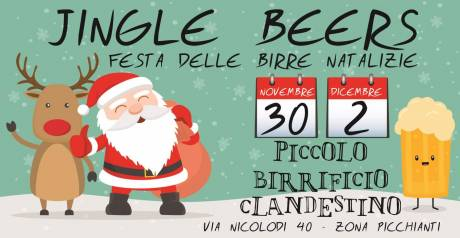 Jingle Beers 2018 locandina