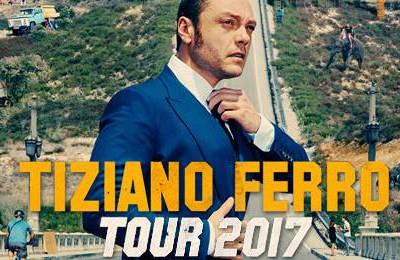 Tiziano Ferro - Il Mestiere Della Vita Tour 2017 - Messina