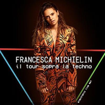 Francesca Michielin - Pisa - 14 dicembre
