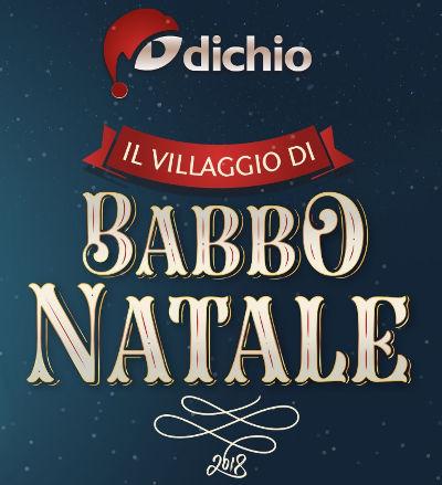 Villaggio di Natale al Dichio Garden Center, Borgo Venusio, Matera, dal 3 novembre 2018 al 6 gennaio 2019. © Dichio Garden Center.