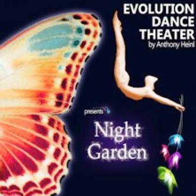 Evolution Dance Theater, Night Garden - Torino - 23 febbraio