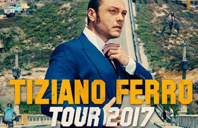 Tiziano Ferro - Il Mestiere Della Vita Tour 2017 - Firenze