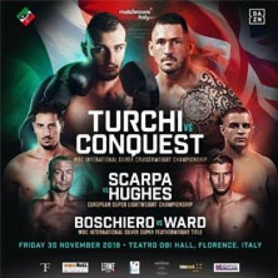 Turchi vs Conquest