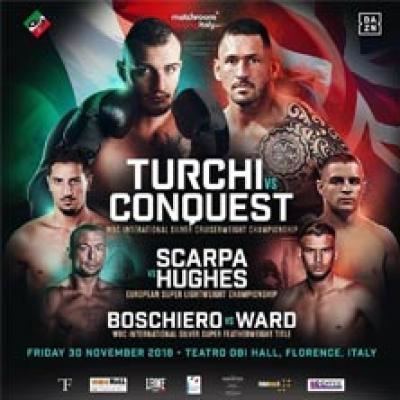 Turchi vs Conquest