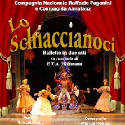 Lo schiaccianoci - Livorno - 20 dicembre
