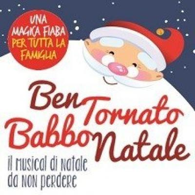 Babbo Natale 8 Dicembre Roma.Bentornato Babbo Natale Roma 8 E 9 Dicembre