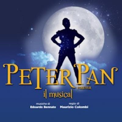 Peter Pan Forever, il Musical - Bergamo - 8 marzo