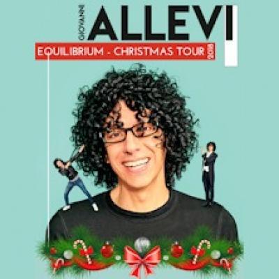 Giovanni Allevi, Equilibrium Christmas Tour - Montebelluna (TV) - 5 gennaio