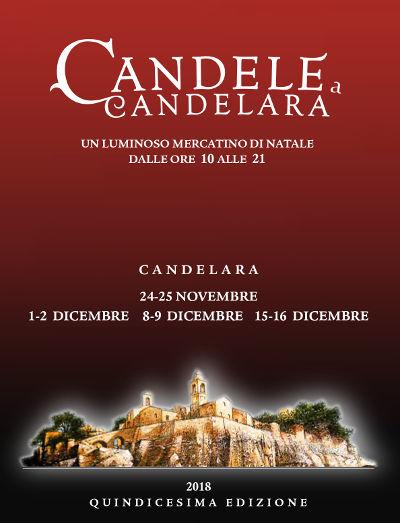 Candele a Candelara - fino al 16 dicembre 2018
