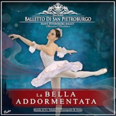 La bella addormentata, Balletto di San Pietroburgo - Pescara - 11 dicembre