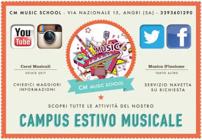 Campus Estivo Musicale - Angri (SA)
