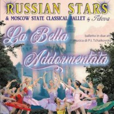 Russian Stars, La bella addormentata - Siena - 1 febbraio