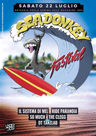 locandina seadonkey festival