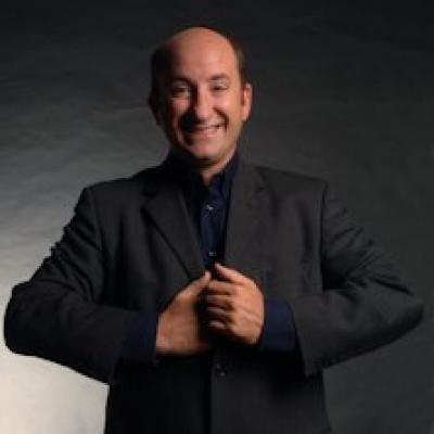 Antonio Albanese in Personaggi - Sanremo (IM) - 22 dicembre