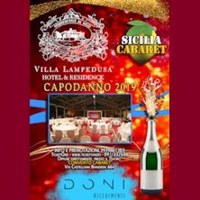 Sicilia Cabaret Live Show Capodanno 2019