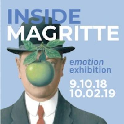 Inside Magritte, locandina