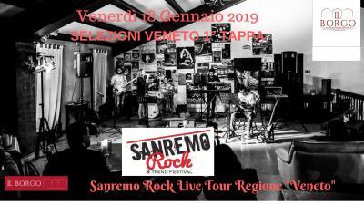 Sanremo Rock 2019 Veneto