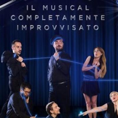 B.L.U.E. il musical totalmente improvvisato - Torino - 4 e 5 maggio