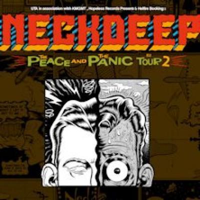 Neckdeep + Guests - Bologna - 26 gennaio