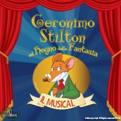 Geronimo Stilton nel Regno della Fantasia, il Musical - Brescia - 20 aprile