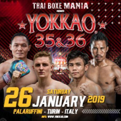 Thai Boxe mania, locandina