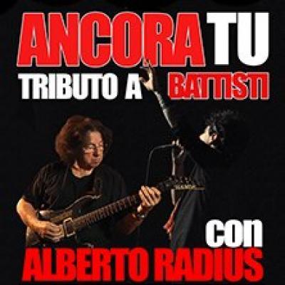 Ancora Tu con Alberto Radius, locandina