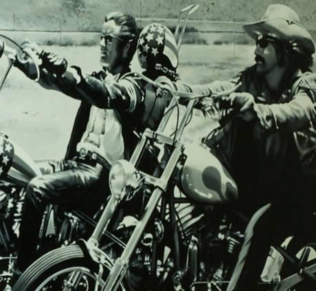 Easy Rider, il mito della motocicletta
