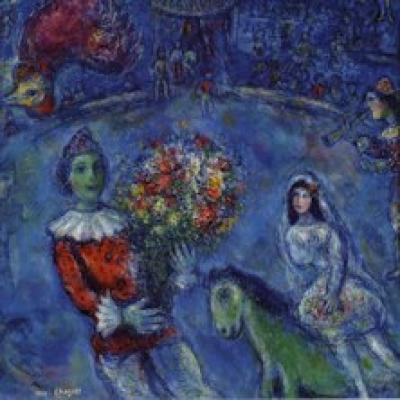 Chagall. Sogno d' amore - Napoli - dal 15 febbraio al 30 giugno