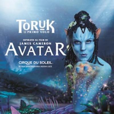 TORUK by Cirque du Soleil