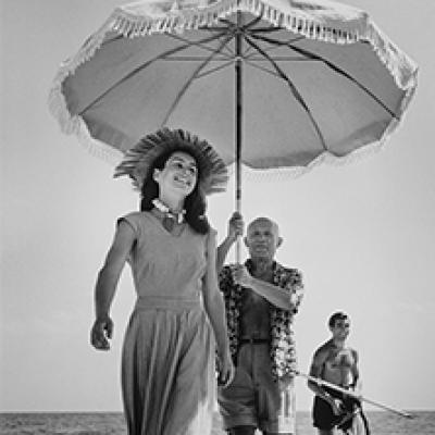 uno scatto di Robert Capa