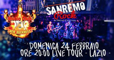 Sanremo Rock 2019 Lazio tappa 3