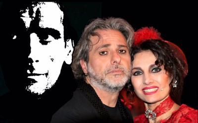 foto con Troisi, Roby e Geppi - foto di Marco de Gregori