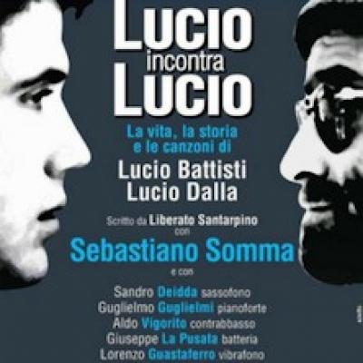 Lucio incontra Lucio, locandina