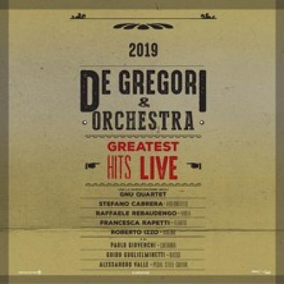 De Gregori e Orchestra, locandina