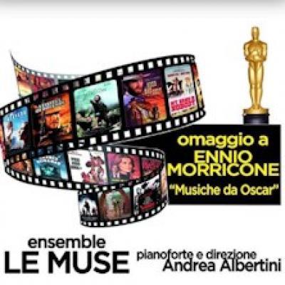 Musiche da Oscar, omaggio ad Ennio Morricone - locandina