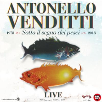 Antonello Venditti - Palmanova (UD) - 11 luglio