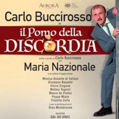 Il Pomo della discordia - Torino - dal 3 al 5 maggio
