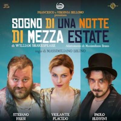 Sogno di una notte di mezza estate - Genova - 28 e 29 marzo