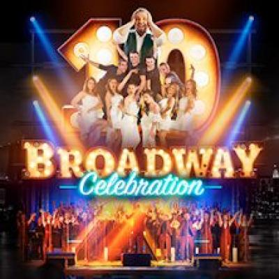 Broadway Celebration - locandina