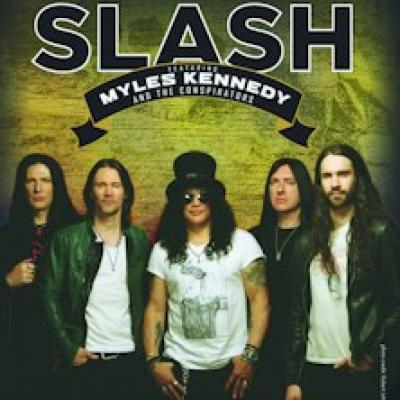 SLASH con Myles Kennedy and The Conspirators