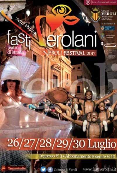 locandina Fasti Verolani 2017
