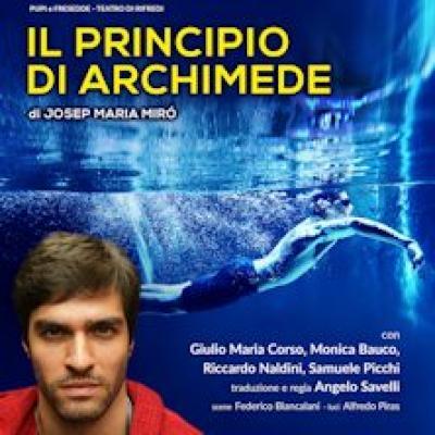 Il principio di Archimede, locandina