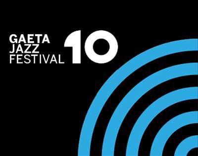 Gaeta Jazz Festival - logo 10° edizione