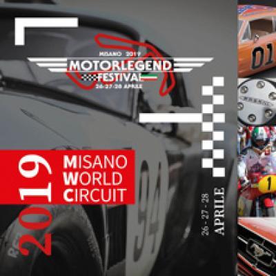 Motorlegend Festival 2019 - Misano Adriatico (RN) - dal 26 al 28 aprile